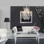 Black and white decor: Play contrast!