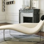 Chaise longue in your living room