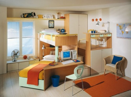 How to decorate a child s room. Original ideas for decorating children s rooms   Indoor Lighting