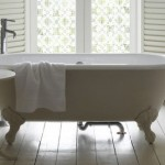 Decoration: In the bathroom, relax!