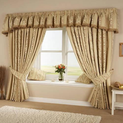 Lovely Curtains Ideas What Kind Of Fabric For Curtains : The Amount Of Fabric  Needed For The