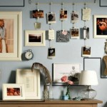 Original ways to hang your pictures!