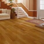 Placing parquet flooring