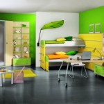 Design a study room for children