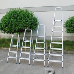 What Make Aluminum Ladders the Topmost Choice for Ladders?
