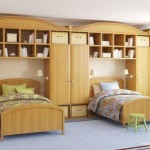 Furnishing a bedroom for twins
