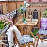 What flowers to put on your terrace?