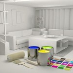 Designing the interior of a house with free online applications
