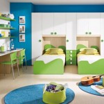 Create a play area in the children's room