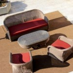 Characteristics, types and care of outdoor rugs