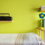 Decorate your home with neon colors