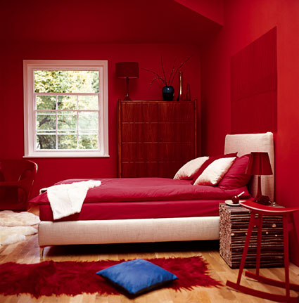 colors used in the home