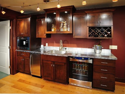 kitchen wet bars