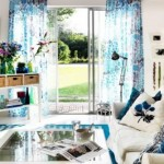 Redecorating the house in summer