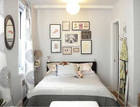 Decorate Small Bedroom. Small Bedroom Decorate T