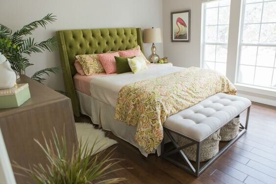 focal points for bedroom
