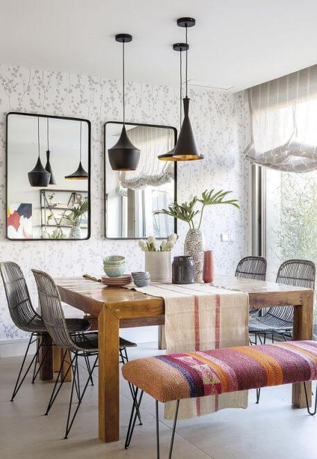 focal points for dining room
