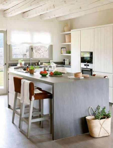 focal points for kitchen