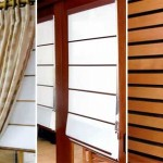 Curtains or blinds, select the best choice