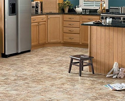 Which Types Of Flooring Materials Are Appropriate For The Kitchen