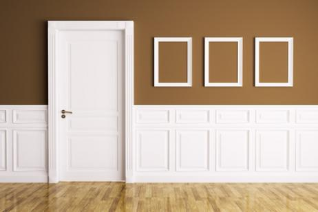 doors with moldings