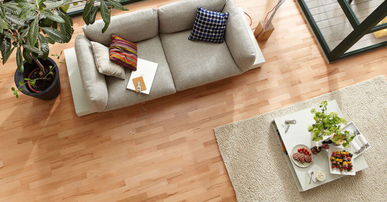 parquet adds value to your home