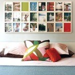 How to place the photo frames