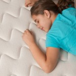 Sleeping soundly with a new mattress