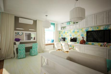 decorating house with little money