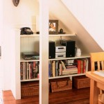 Ideas of storage in small houses