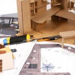 How to make furniture with cardboard boxes