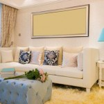 Tips to take advantage of a small living room