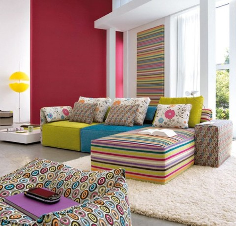 colorful decoration