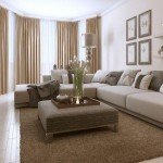 Decorate room with earth tones