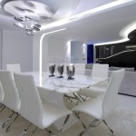 Ideas for decorating a modern dining room