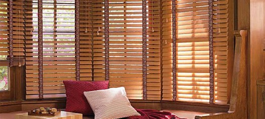 Many different types of blinds for different windows Types of blinds