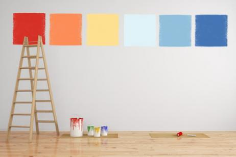 choosing wall color