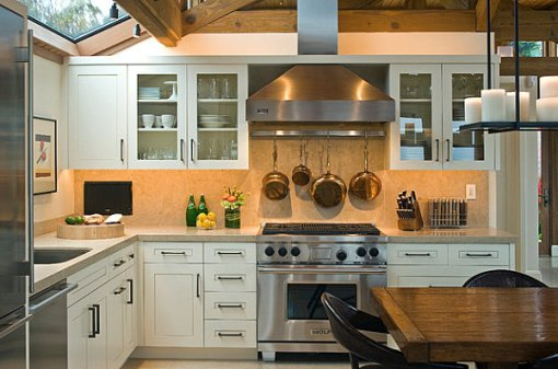 create space in kitchen