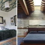 Ideas for decorating bedrooms with different ceilings