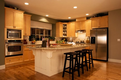 You Can Upgrade Your Old Kitchen And Make Changes Without Having To Have It  Completely Redone. Changing The Work Surfaces, Cookware And Appliances That  You ...