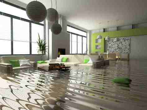prevent flood damage