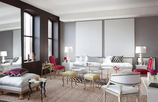 Decorate Your Living Room With The Avantgarde Style Indoor Lighting - Avant garde living rooms