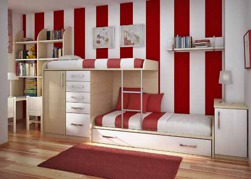 modular furniture for children's rooms