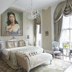 Create a romantic style bedroom