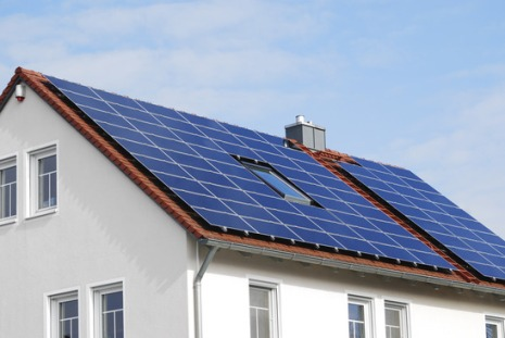 solar energy in homes