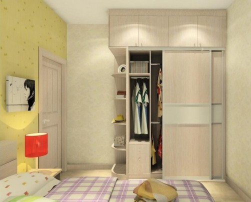perfect wardrobe for bedroom