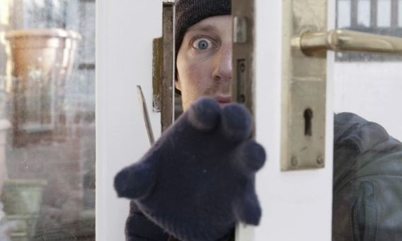 prevent theft at home