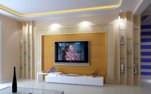 lighting for entertainment centers