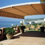 Types of roofs and awnings for decks and patios