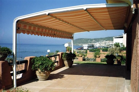 awnings for decks